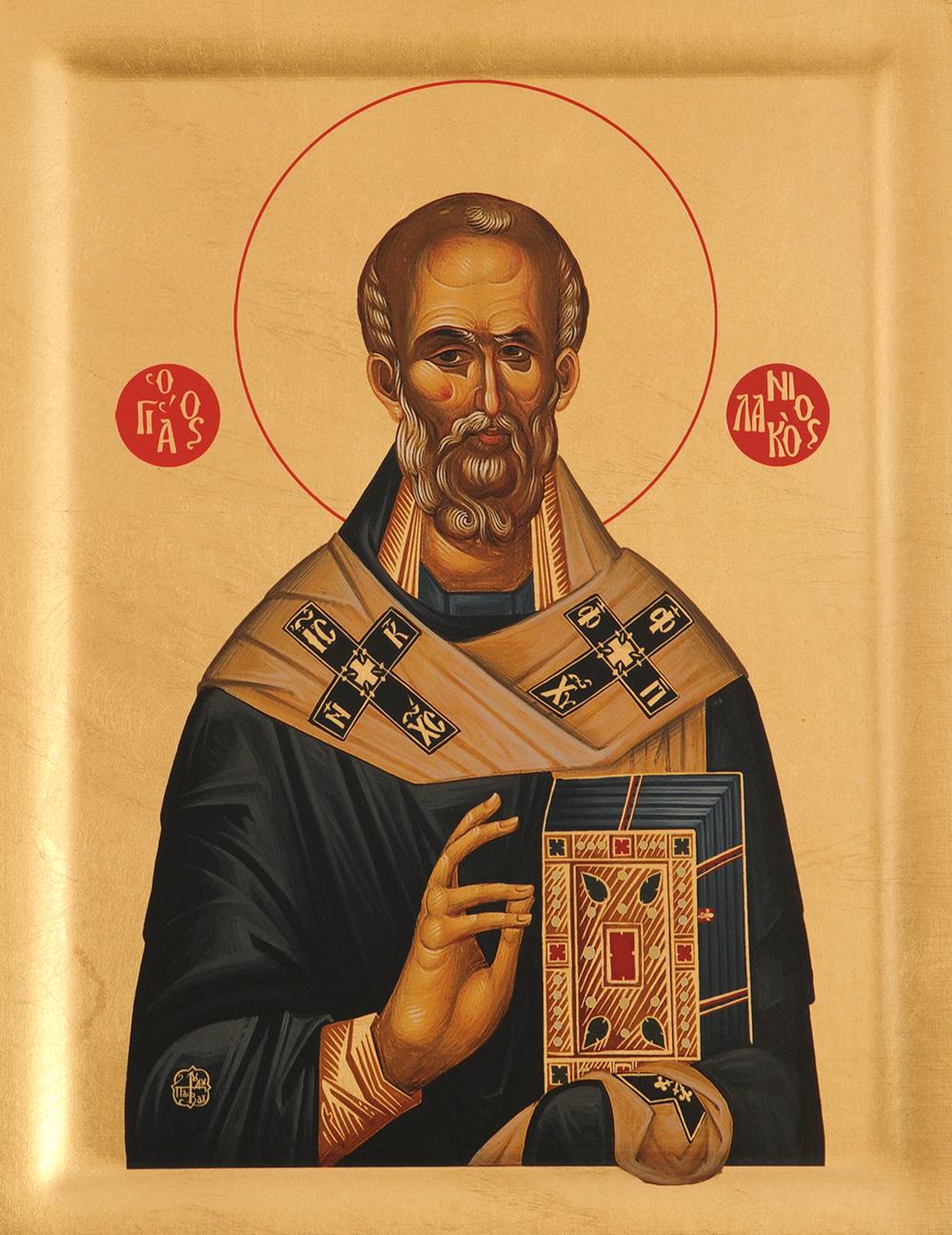 Povestea Sfântului Nicolae